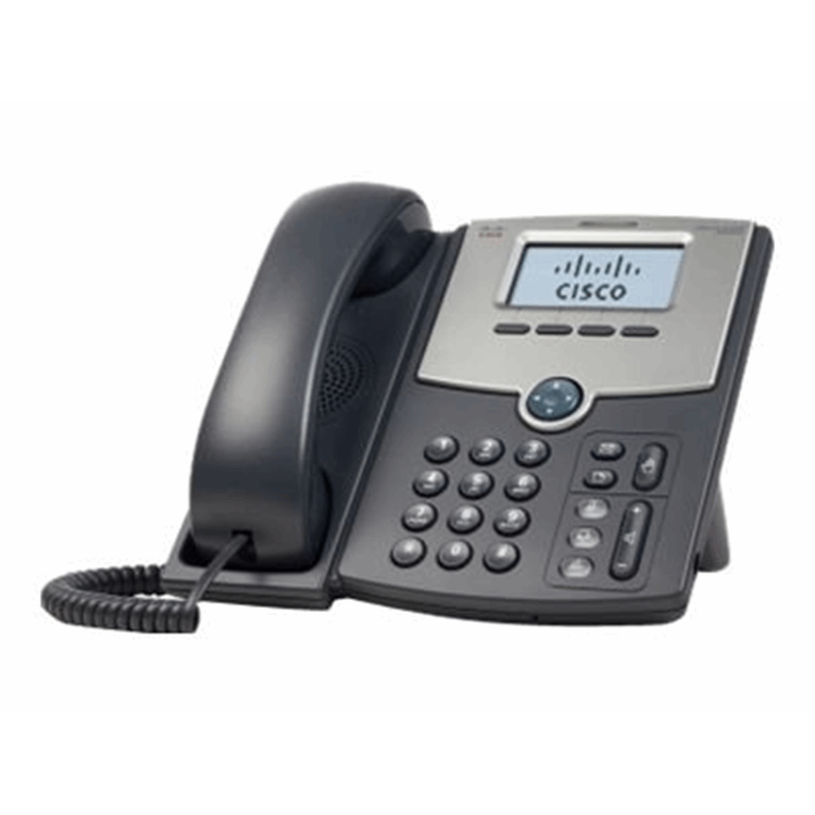 1 Line IP Phone With Display, PoE, PC Po