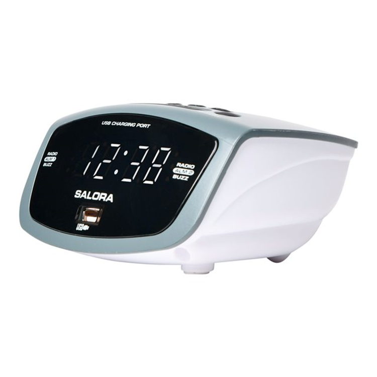 Salora ALARM CLOCKRADIO USB CHARGE