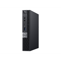 Optiplex 5060 MFF/Core i5-8500T/8GB/256GB SSD/Intel UHD 630/WLAN + BT/W10Pro/3YBasic NBD