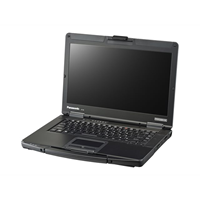 Toughbook CF-54 mk3 FHD Touch - Qwerty Keyb. - 4G+GPS - 256GB SSD - 4GB Mem - Serial - VGA - DVD - W