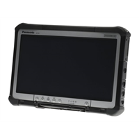 Toughbook CF-D1 mk3 (400 nit + CP) withcarrying handle - WWAN 4G & GPS included - bluetooth - 2nd LA