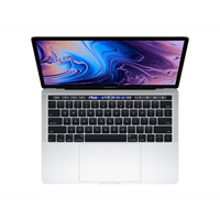 APPLE MBP TB 13 2.4i5/8G/512G Silver BE